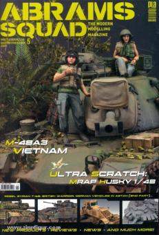 Abrams Squad. The modern Model Magazine. Issue 5