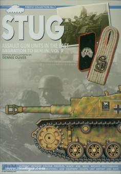 Stug. Assault Gun Units In The East, Operation Bagration to Berlin. Volume 2