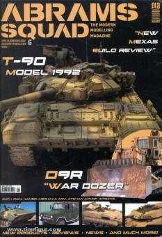 Abrams Squad. The Modern Modelling Magazine. Heft 6