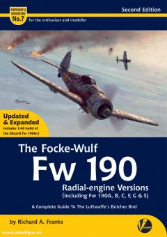 Franks, R. A.: Airframe & Miniature No.7: The Focke-Wulf Fw 190 Radial-engine Versions