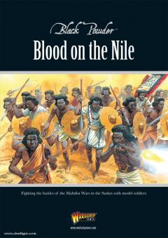 Black Powder. Blood on th Nile. Fighting the battle of the Mahdist Wars in the Sudan with model soldiers