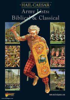 Priestley, R./Dennis, P. (Illustr.): Hail Caesar.  Army Lists: Biblical & Classical