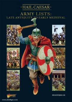 Priestley, R.: Hail Caesar. Army Lists: Late Antiquity to Early Medieval