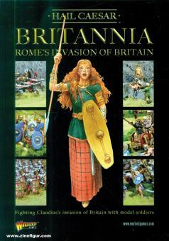 Hail Caesar. Britannia. Romes Invasion of Britain. Fighting Claudius's invasion of Britain with model soldiers