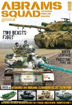 Abrams Squad. The Modern Modelling Magazine. Teil 11