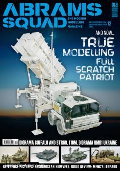 Abrams Squad. The Modern Modelling Magazine. Heft 12