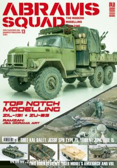 Abrams Squad. The Modern Modelling Magazine. Heft 13