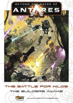 Priestley, R.: Beyond the Gates of Anatres. The Battle for Xilos. Antares Supplement
