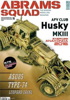 Abrams Squad. The Modern Modelling Magazine. Issue 16