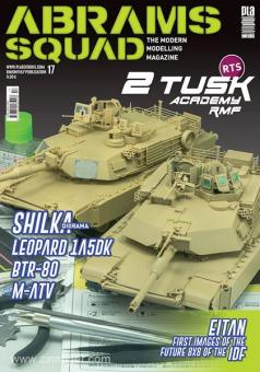 Abrams Squad. The Modern Modelling Magazine. Heft 17