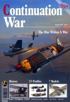 Continuation War. A War Within A War
