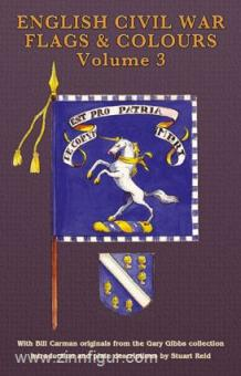English Civil War Flags & Colours. Band 3