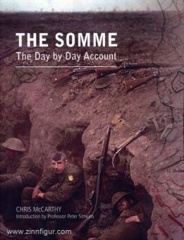 McCarthy, C.: The Somme. The Day by Day Account