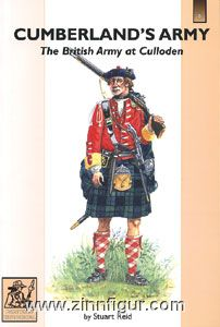 Reid, S.: Cumberland's Army. The British Army at Culloden.