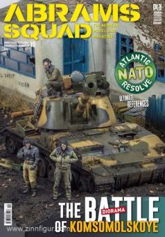 Abrams Squad. The Modern Modelling Magazine. Heft 19