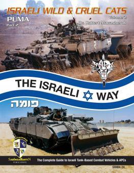 Manasherob, R.: Israeli Wild & Cruel Cats. Volume 2: Puma
