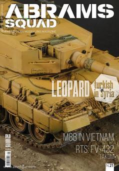 Abrams Squad. The Modern Modelling Magazine. Heft 21