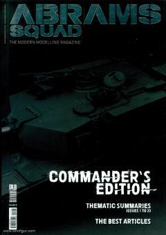 Abrams Squad. The modern Modelling Magazine. Commander's Edition