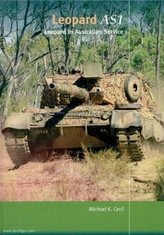 Cecil, Michael, K: Leopard AS1. Leopard in Australian Service