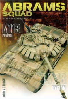 Abrams Squad. The Modern Modelling Magazine. Heft 22