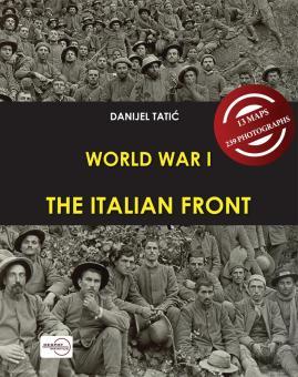 Tatic, Danijel: World War I: The Italian Front