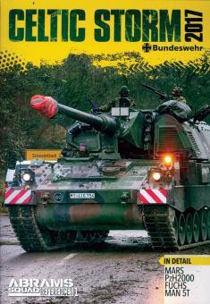 Baunach, Frank/Bühling, Hans-Hermann: Abrams Squad References. Heft 1: Celtic Storm 2017. ArtLehrBtl 345 (Artillery Battalion 345th)