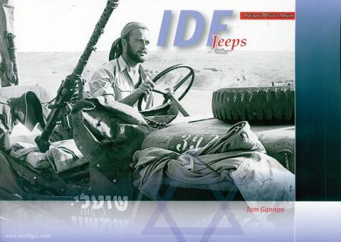 Gannon, Tom: IDF Jeeps
