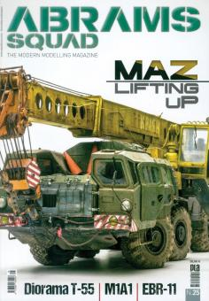 Abrams Squad. The modern modelling magazine. Heft 25