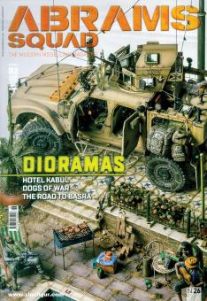 Abrams Squad. The modern modelling magazine. Issue 26.