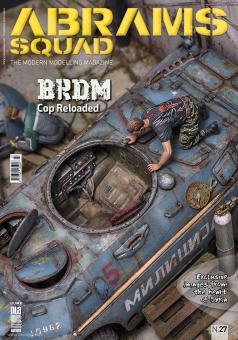 Abrams Squad. The Modern Modelling Magazine. Heft 27