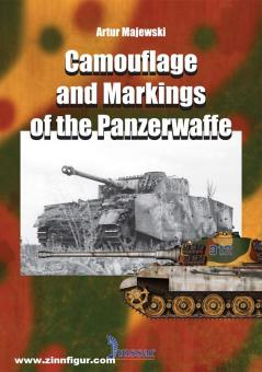 Majewski, Artur: Camouflage and Markings of the Panzerwaffe