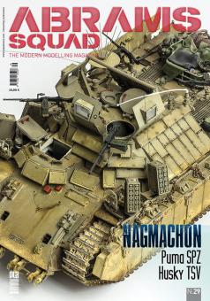 Abrams Squad. The Modern Modelling Magazine. Heft 29