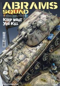 Abrams Squad. The Modern Modelling Magazine. Issue 31