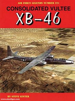 Ginter, Steve: Consolidated Vultee XB-46