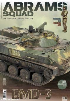 Abrams Squad. The Modern Modelling Magazine. Heft 33