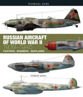 Ward, Edward: Russian Aircraft of World War II