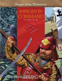 Solum, T./Rue, A. K.: Saga of the Samurai