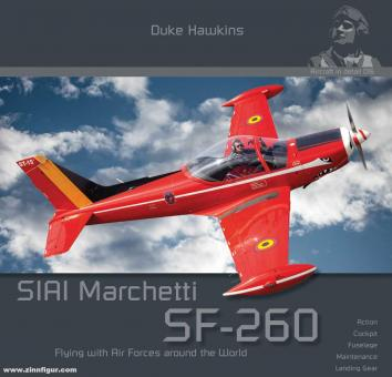Hawkins, Duke: SIAI Marchetti SF-260. Flying with Air Forces around the World