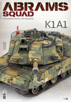 Abrams Squad. The Modern Modelling Magazine. Heft 34