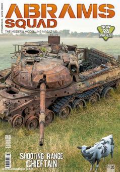 Abrams Squad. The Modern Modelling Magazine. Heft 35
