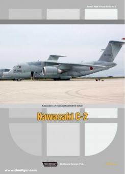 Kawasaki C-2 Transport Aircraft in Detail