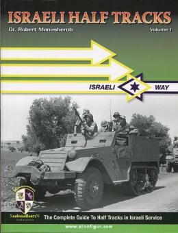 Manasherob, R.: Half Tracks of the IDF Volume 1