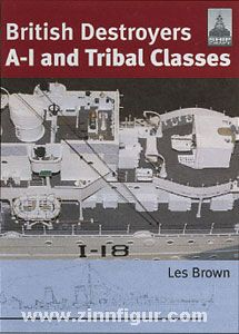 Brown, L.: British Destroyers. A-I and Tribal Classes