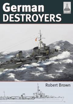 Brown, Robert: German Zerstörer