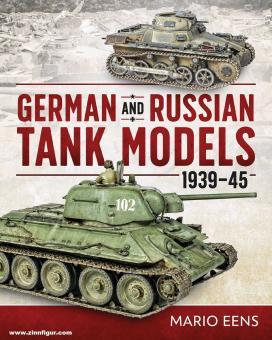Eens, Mario: German and Russian Tank Models 1939-45