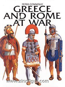 Connolly, P.: Greece and Rome at War