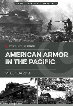 Guardia, Mike: American Armor in the Pacific