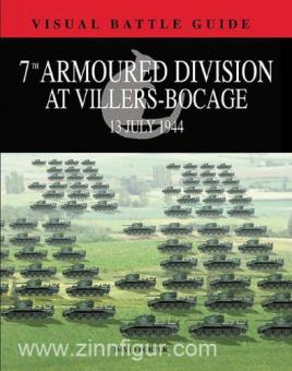 Porter, D.: 7th Armoured Division at Villers-Bocage