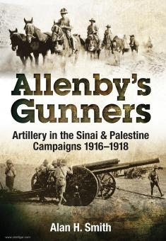 Smith, Alan: Allenby's Gunners