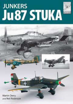 Derry, Martin/Robinson, Neil: The Junkers Ju87 Stuka